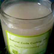 Coconut Castor -Natural Coils Curling Jelly - FORMERLY NATURAL COILS CURLING JELLY