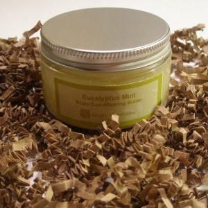 Eucalyptus Mint Herbal Scalp Conditioning Butter