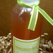 Herbal Leave-In Conditioning Spritz