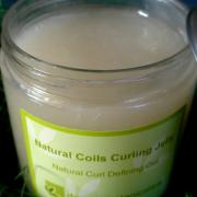 Natural Coils Curling Jelly