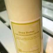 Shea Butter Curl Moisturizing Cream