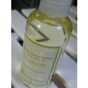 Sweet Apricot Kernel Hair & Body Oil